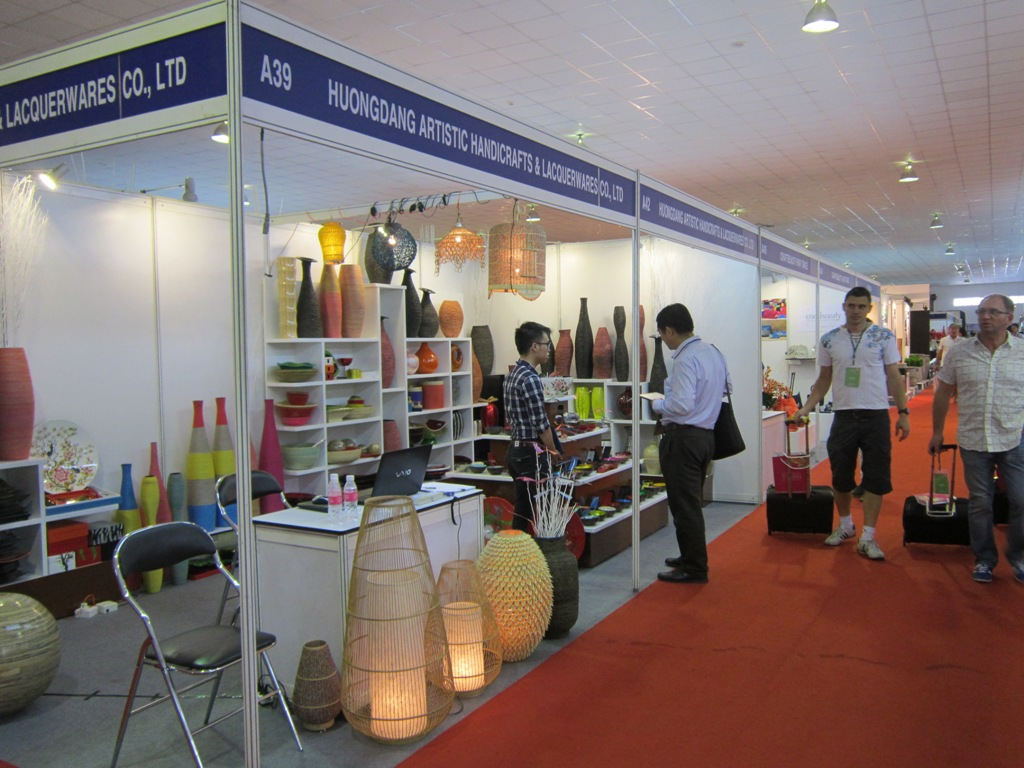 TRADE FAIR IN LIFESTYLE HCM - VIETNAM