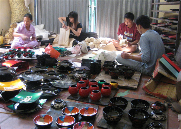 Lacquer Workshop