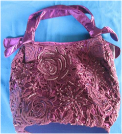 Vietnam Rose bag