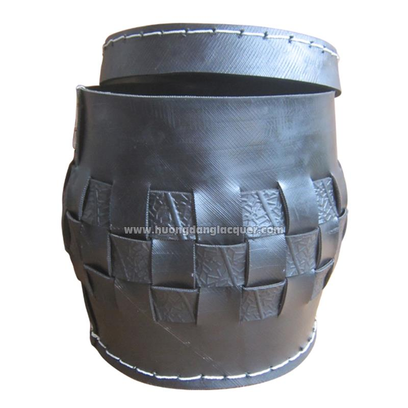 rubber bucket with lid