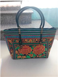 Viètnam Embroidery bag
