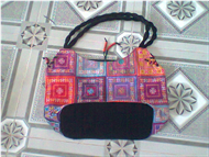 Vietnam Brocade bag