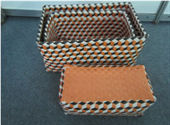 Vietnam Set of 3 Plastic Baskets