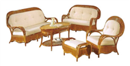 set of table & sofa chair