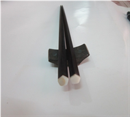 chopsticks with pentagon shape