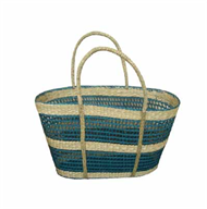 Handmade Sedge Handbag in Vietnam