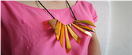Buffalo-Horn Necklace