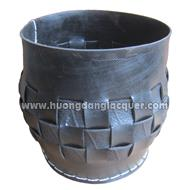 rubber bucket for gardening