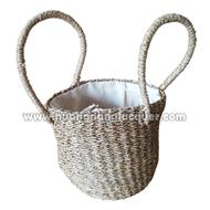 Seagrass baskets